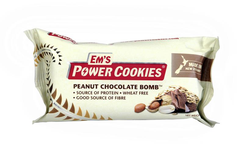Home / Power Cookies / Peanut Chocolate Bomb Cookie-Bar – 12 box