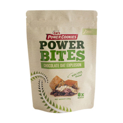 Chocolate Oat Explosion Power Bites